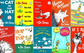 DSr Seuss stories
