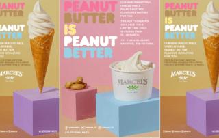 Marcel's Peanut Butter flavour