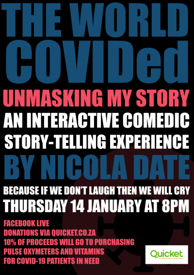 Nicola Date show a world covided