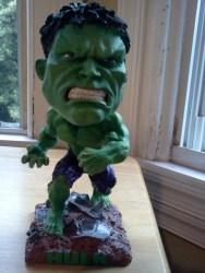 bobblehead hulk