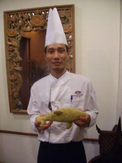 Malaysia Resort Chef