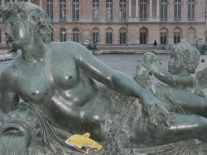 Famous French Statue?