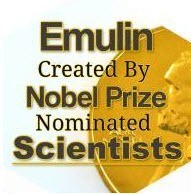 Emulin created by nobel nominated scientists