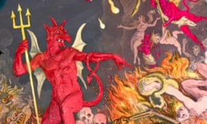 What evidence exists to prove Satan is real?