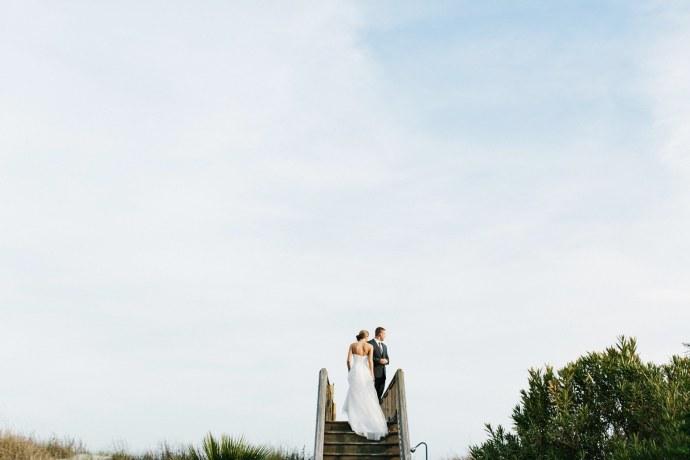 ocean isle wedding