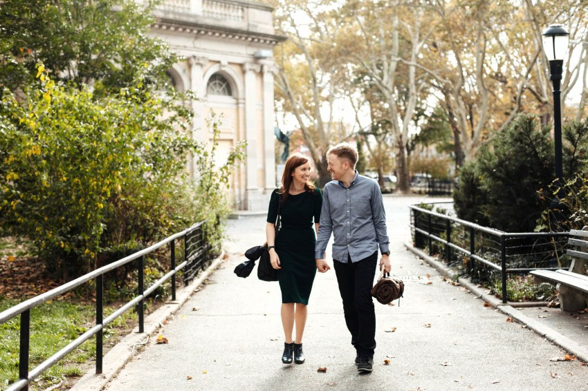 amelia steve brooklyn ny engagement