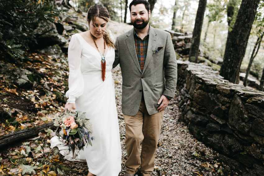 boone nc wedding photos