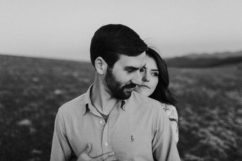hipster asheville wedding photographer