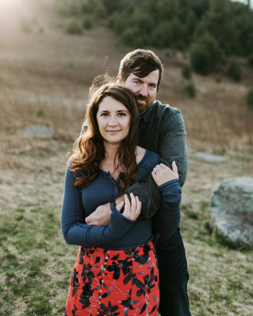boone nc engagement