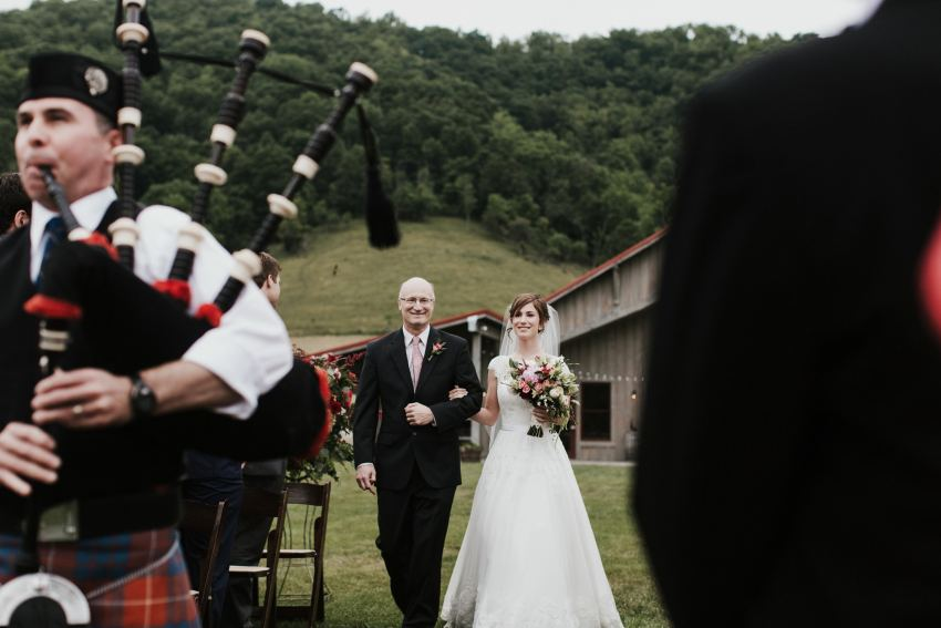 claxton farm wedding photos