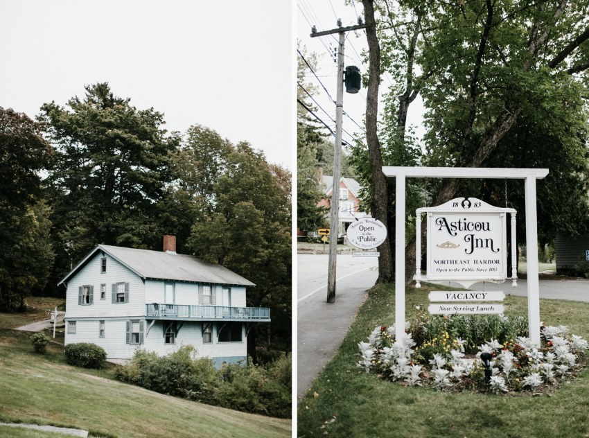 asticou inn maine wedding