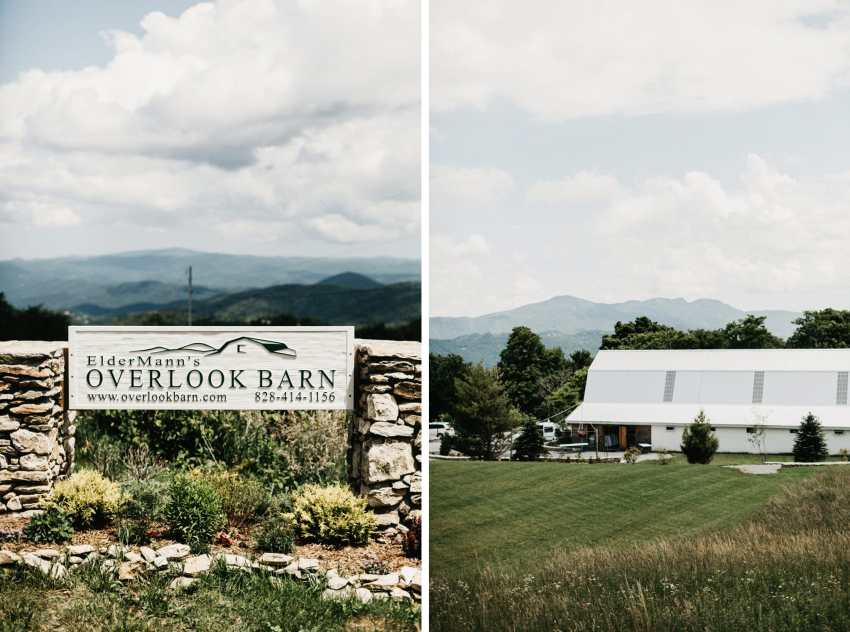overlook barn banner elk