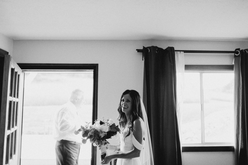 documentary wedding photographer Asheville