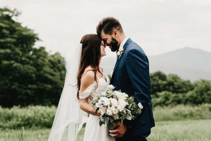 emotional wedding photographer North Carolina