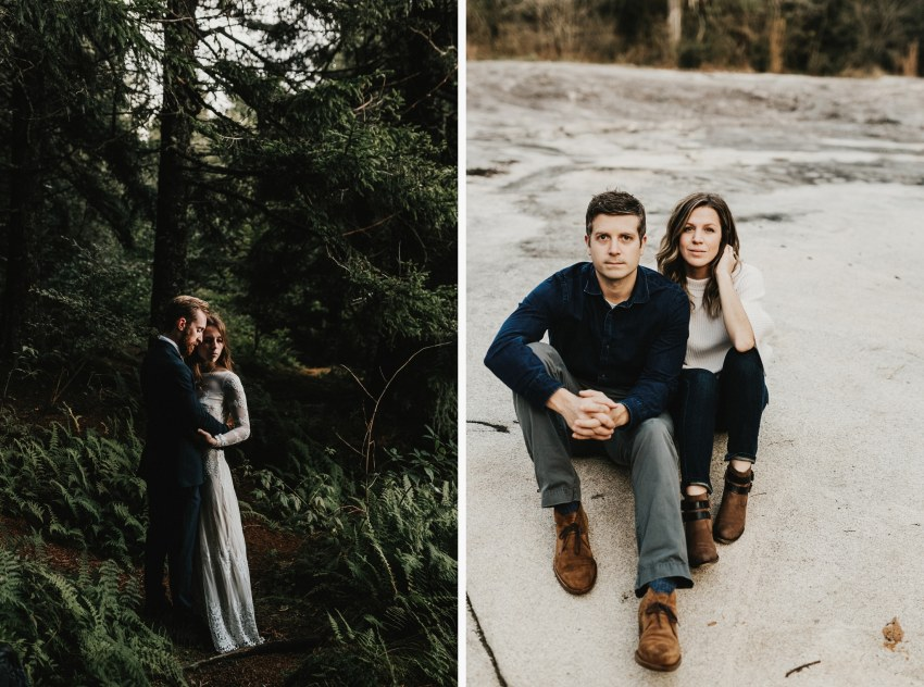 Brett & Jessica Photography | Raleigh elopement photographer