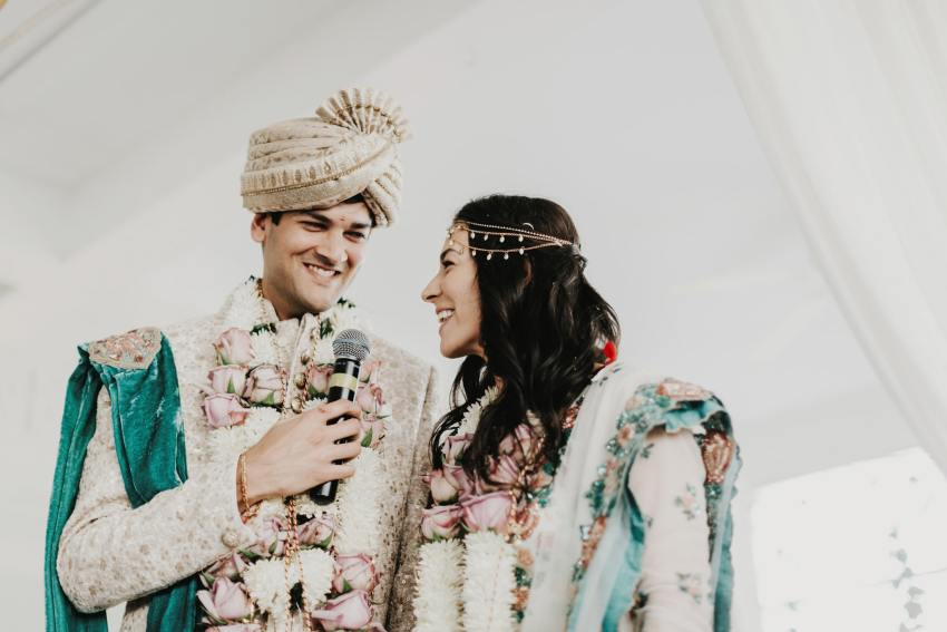 Brett & Jessica Photography | Indian wedding Raleigh nc