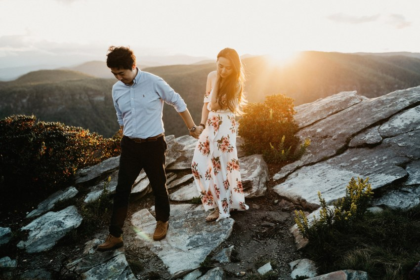 hawksbill mountain engagement
