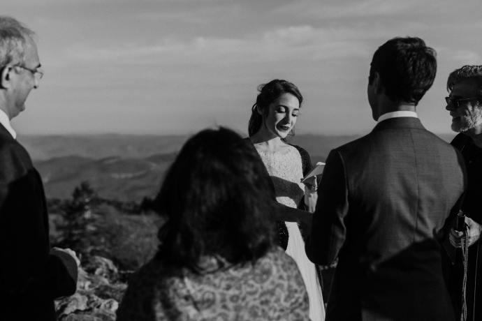 mountain elopement asheville