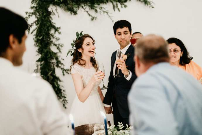 engaged asheville venue reception