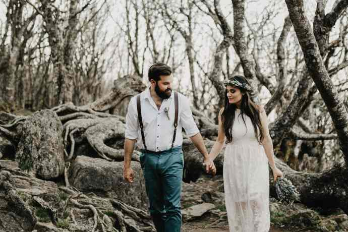 adventure elopement asheville