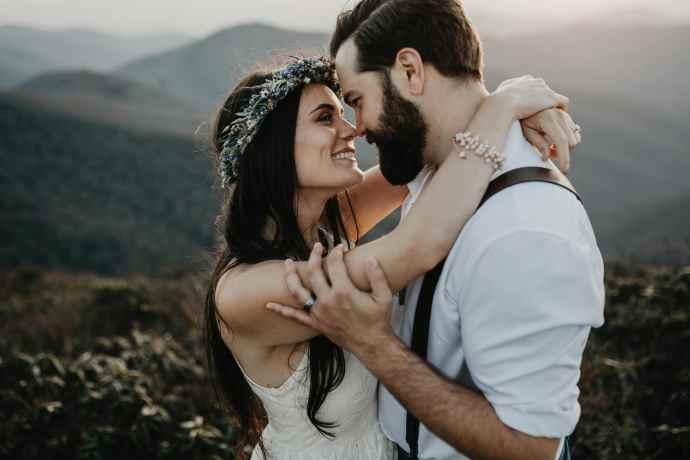 romantic asheville photographers