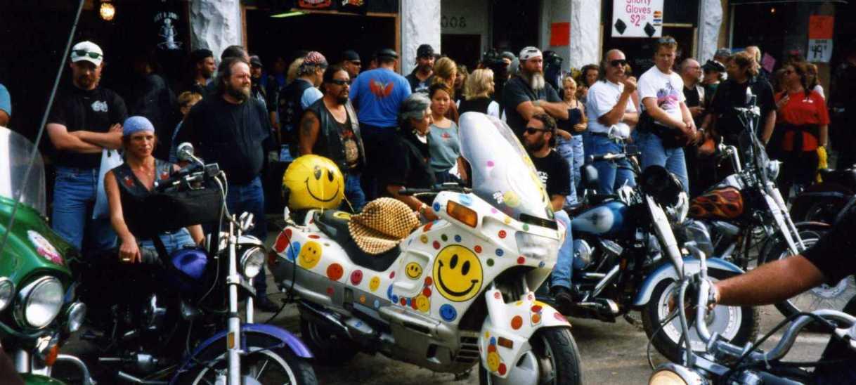 Choosing a Motorcycle
