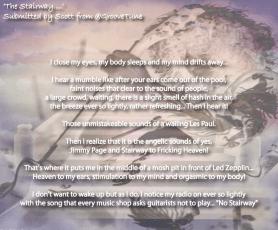 Scott's Dream - 'The Stairway'