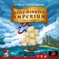 Acht-Minuten Imperium cover