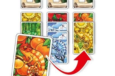 Coloretto Karten