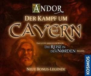 Die Legenden von Andor - Kampf um Cavern