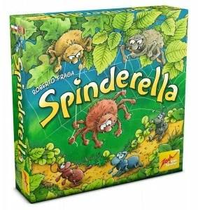 spinderella box