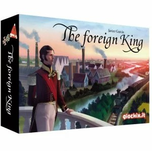 the foreign king box