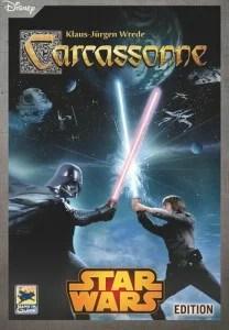 carcassonne star wars box