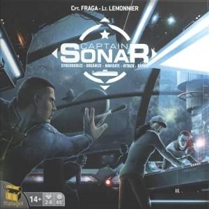 captain sonar box