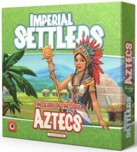 imperial aztecs box