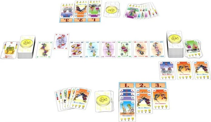 Bohnanza_Duell_01658_SpielSituation