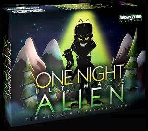one night alien box