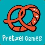 pretzel games logo