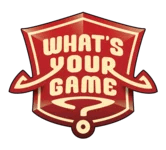 whats your game logo