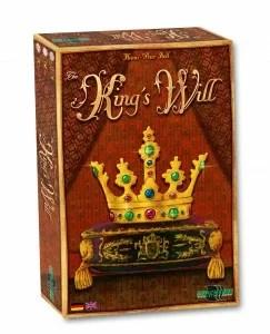 kings will box