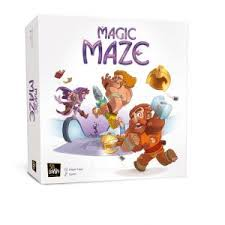 magic maze box