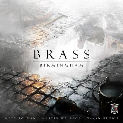 brass birmingham box