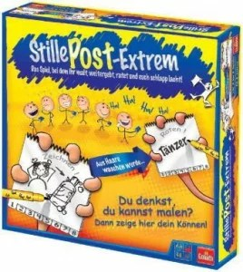 stille post extrem box