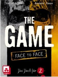THE GAME F2F box