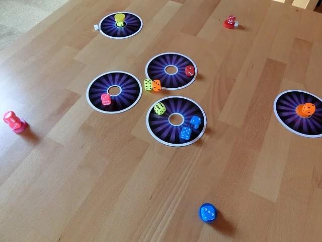 Targets mat1