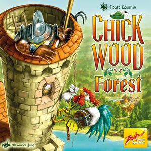 chickwood forest box