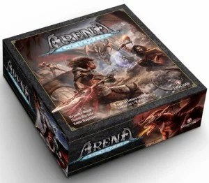 arena box