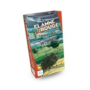 flamme rouge wheather box