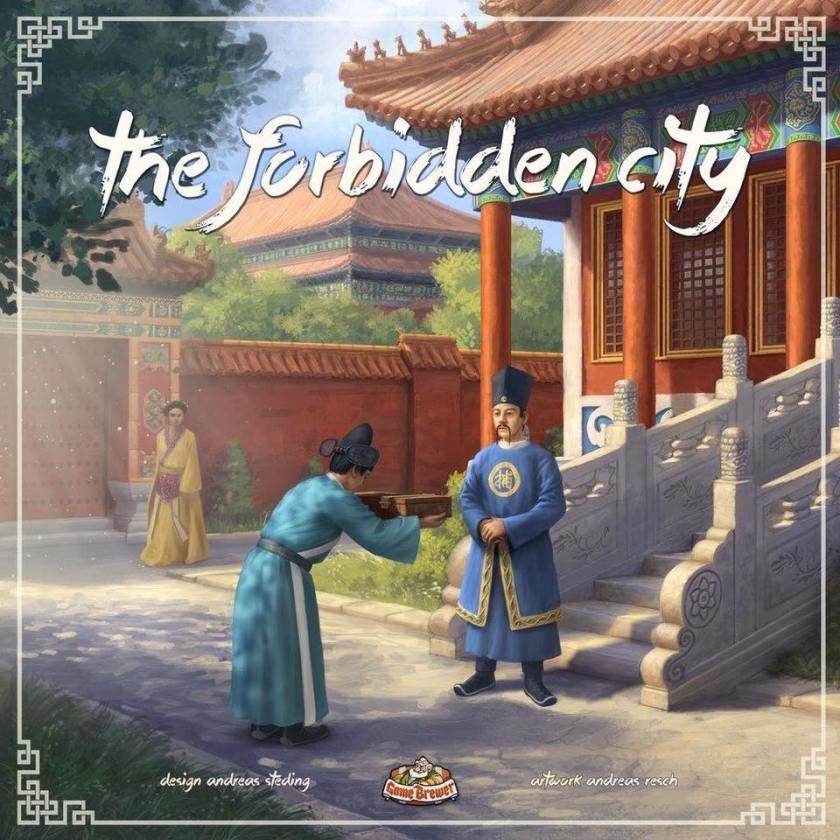 the forbidden city box