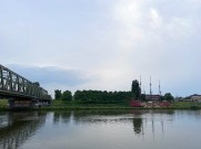 At the Weser river